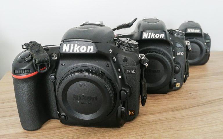 Boitiers Nikon