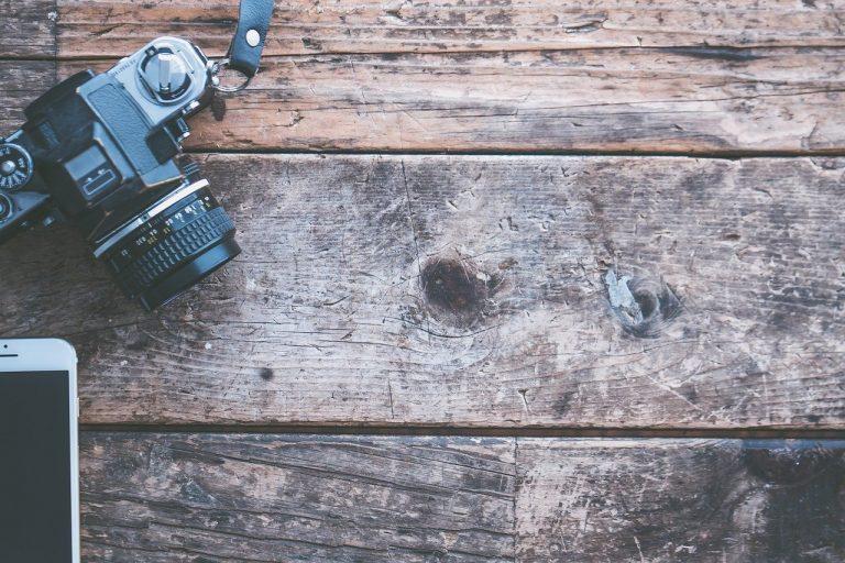 Cours de photographie